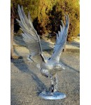 Aluminum Eagle Statuary